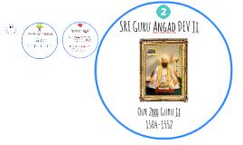 Guru Angad Sahib Ji