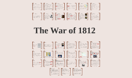 Copy of The War of 1812