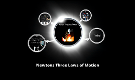 Copy of Newtons Three Laws of Motion