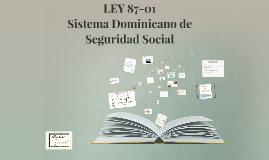 Ley 87-01