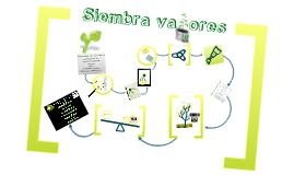 """""""Siembra valores"""" la hidroponia como estrategia para la formación en valores"""
