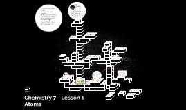 Chemistry 7 Lesson 1