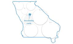 AARP Georgia Service Area Map