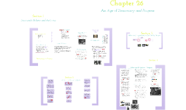Chapter 26: An Age of Democracy & Progress