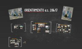 Copy of ORIENTAMENTO a.s. 2016/17