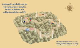 Cartografía simbólica de las representaciones sociales: DDHH