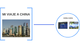 MI VIAJE A CHINA