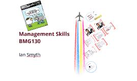 Management Skills, Week 1