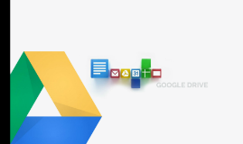 Copy of GOOGLE DRIVE