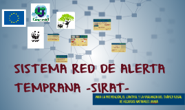 SISTEMA RED DE ALERTA TEMPRANA