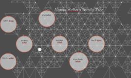 Alyssa McBeth Family Tree