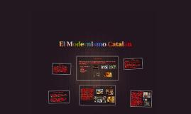 El Modernismo Catalán