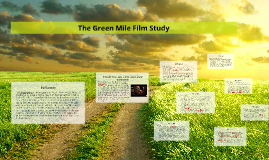 The Green Mile Film Study