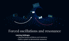 09 Forced oscillations and resonance