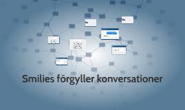 Smilies förgyller sms-konversationer