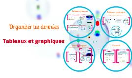 Chapitre 3 - Tableaux et graphiques