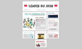 Leader du Jour #4
