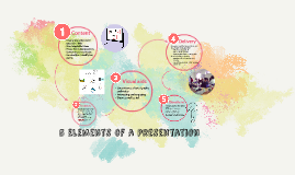 5 Elements of a Presentation
