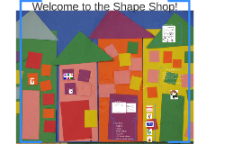Welcome to the Shape Shop!