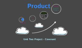Unit Two Project - Covenant