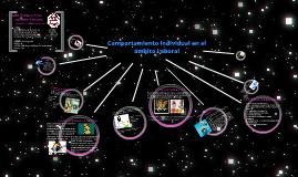 Copy of Comportamiento Individual en el ámbito Laboral