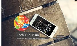Digital Tourism Celebrating Local