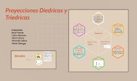 Copy of Proyecciónes diedricas y triedricas