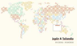 Japón & Tailandia