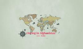 Oorlog in Afghanistan