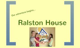 Communtiy Service -Ralston House