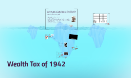 Wealth Tax of 1942