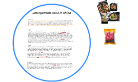 unforgettable food in china