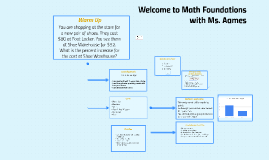70. Math Foundations