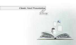 Classic Novel Presentation