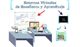 Copy of Copy of Entornos Virtuales de  Enseñanza y Aprendizaje - EVEA