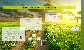 PASTORAL CRISTO REDENTOR