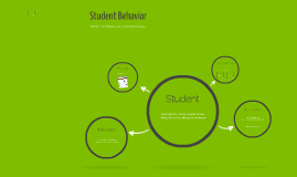 Student Behavior