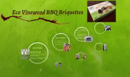 Eco BBQ Briquettes