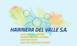 HARINERA DEL VALLE S.A.