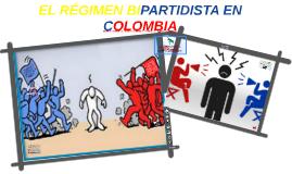 Copy of Bipartidismo en Colombia