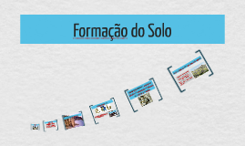 Formacao do Solo
