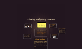 Listening and young Learners
