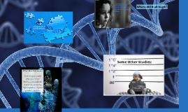 Gene's Link To Criminal Justice
