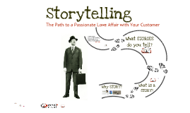 Copy of NUTRICIA Selling Through Storytelling