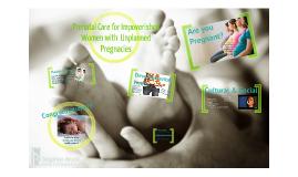 Copy of Maternal & Infant Health