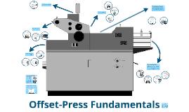 Offset-Press Fundamentals