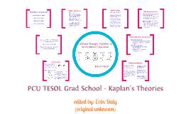 Kaplan's Theories