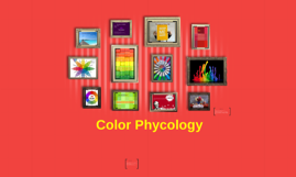 Copy of Color Phycology