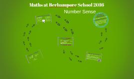 Maths Night 2016