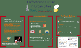 Coffeehouse Research Proposal Prezi-tation
